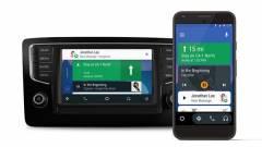 Bármely kocsiban bevethető az Android Auto kép