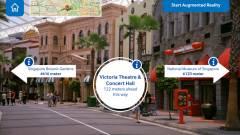 A kiterjesztett valóságban navigálna az Apple kép