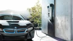 Elektromos töltőhálózatot építenek ki az autógyártók kép