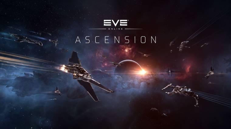 Free-to-play lett az EVE Online kép