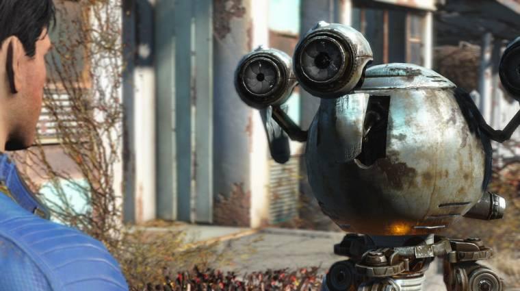 Mától PS4-en is moddolható a Fallout 4 kép