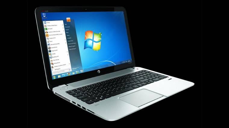 Nem kapnak több Windows 7 / 8.1 licencet a PC-gyártók kép