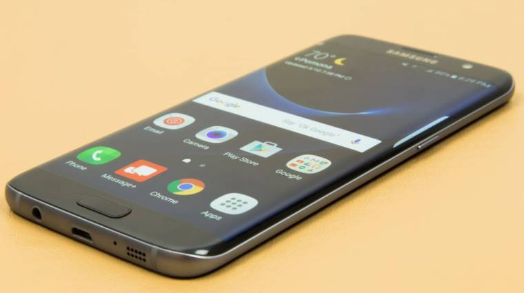 Kevesebben vettünk Samsung okostelefont kép