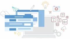 Sokkal egyszerűbb weblapot tervezni az új WebSite X5-tel kép
