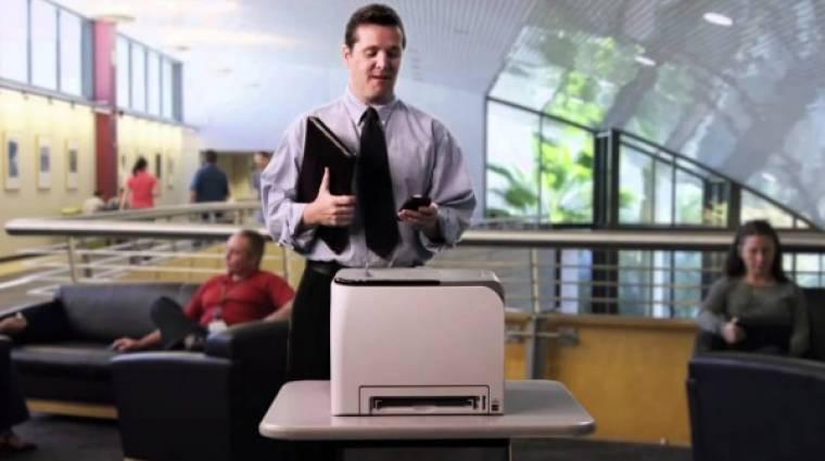 Mit nyerhetünk felhős- és mobil nyomtatással? kép