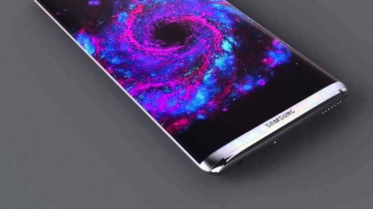 Nyomásérzékeny kijelző kerülhet a Galaxy S8-ba kép