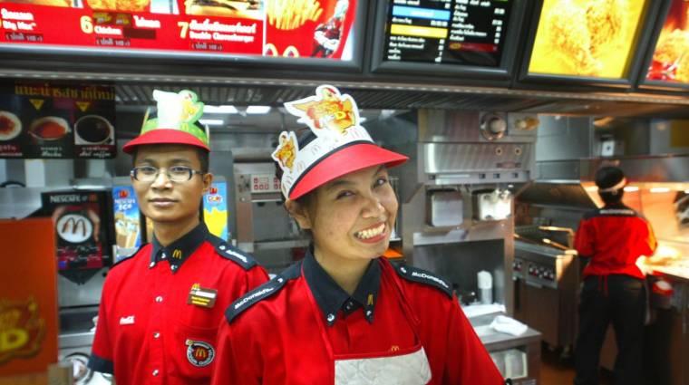 Hamarosan mobilon rendelheted a sült krumplit a McDonald's-ban kép