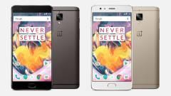 Jön az Android 7.0 a OnePlus 3 és 3T készülékekre kép