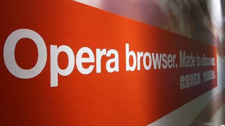 Az Opera böngészőt is cenzúráznák az oroszok kép