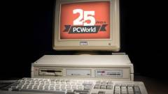 25 éves a PC World magazin kép