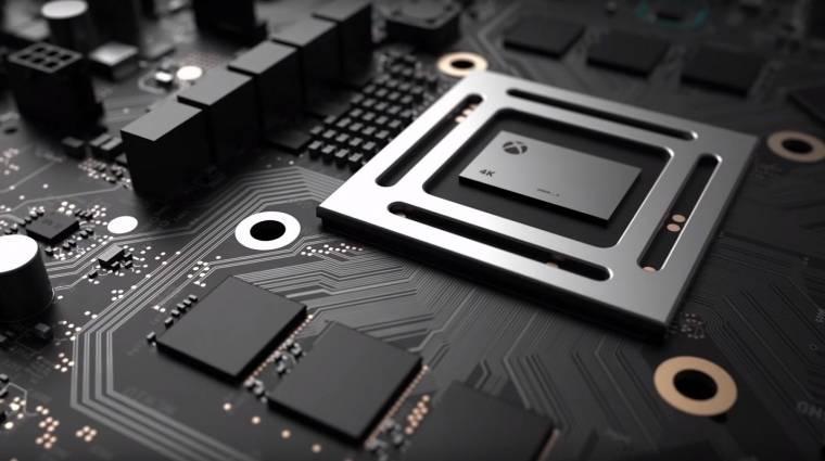 Xbox 360-kompatibilis lesz a Project Scorpio kép
