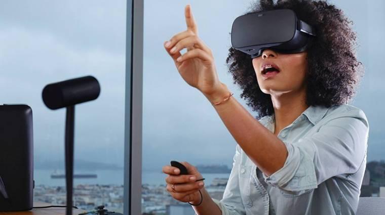 Már olcsóbb gépekhez is jó az Oculus Rift kép