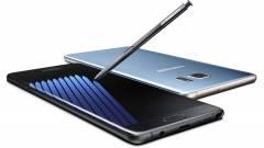 Még mindig több százezer Galaxy Note 7 van a felhasználóknál kép