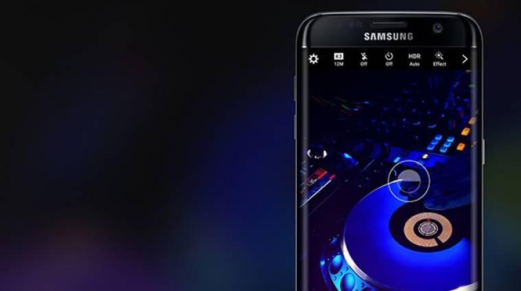 Állítható lesz a Galaxy S7 felbontása kép