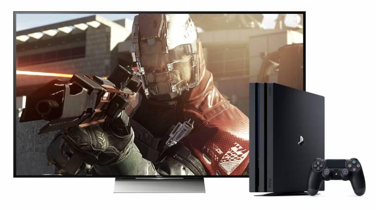 Piacra került a Sony PlayStation 4 Pro kép