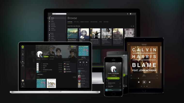 Tönkre vághatja a gépedet a Spotify kép