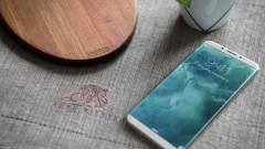 Rendhagyó vezeték nélküli töltéssel újíthat az iPhone 8 kép