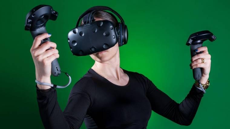 Több mint 140 000 Vive VR-headset talált gazdára kép