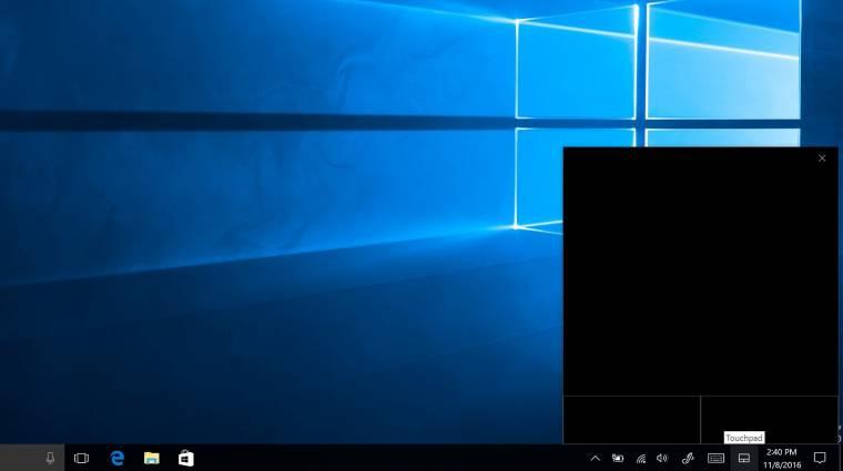 Érdekes újdonság a Windows 10 új előzetesében kép
