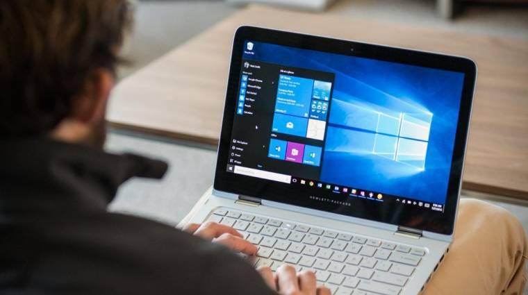 Úton a nagyvállalati PC-kre a Windows 10 Anniversary Update kép