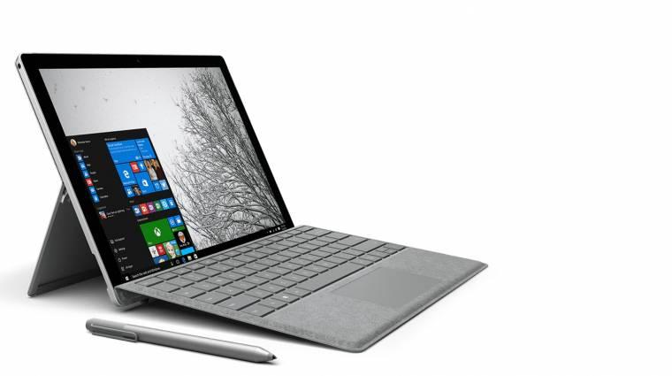 Kaby Lake-kel támad majd a Surface Pro 5 kép