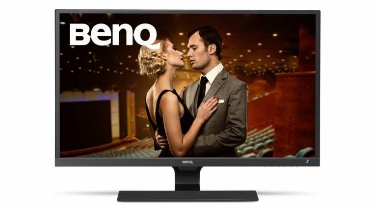 Szembarát monitorral újít a BenQ kép