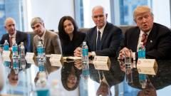 A robotika felé terelné Trumpot Mark Cuban kép