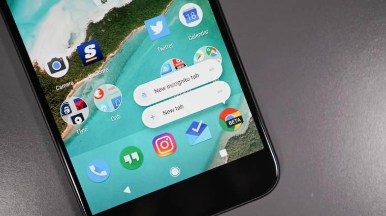 Megérkezett az Android 7.1.1 kép