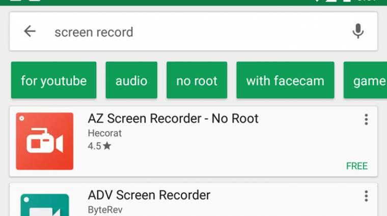 Új keresési javaslatokat tesztel a Google kép