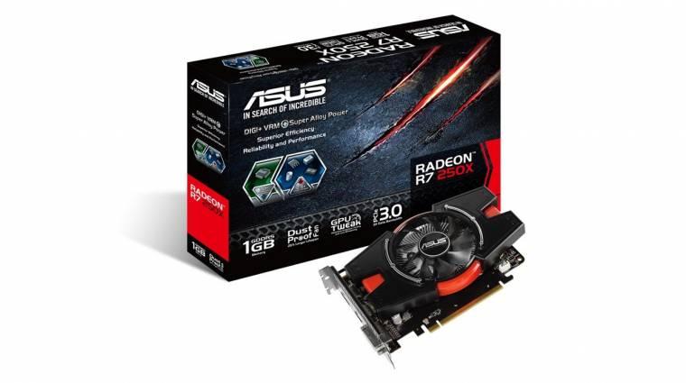 Úton az AMD Polaris 12 GPU kép