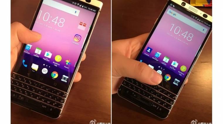 Fotókon a QWERTY-s Blackberry Mercury? kép