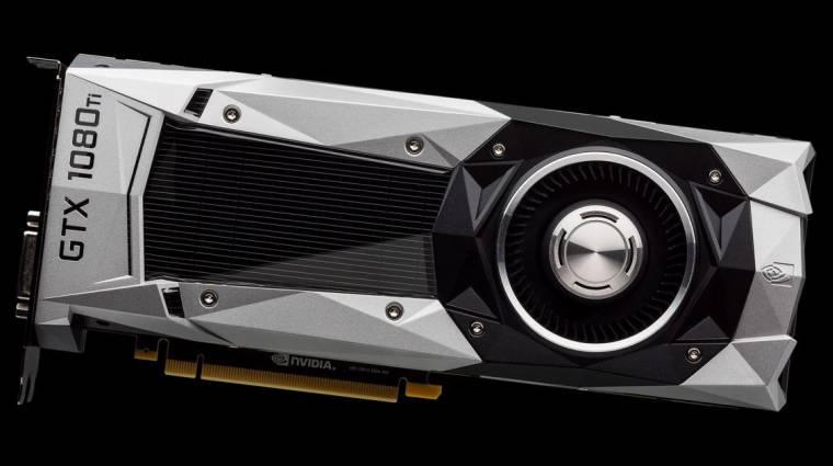 Közeledik a GeForce GTX 1080 Ti kép