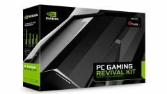 Így csinál gamermasinát a PC-dből az NVIDIA kép