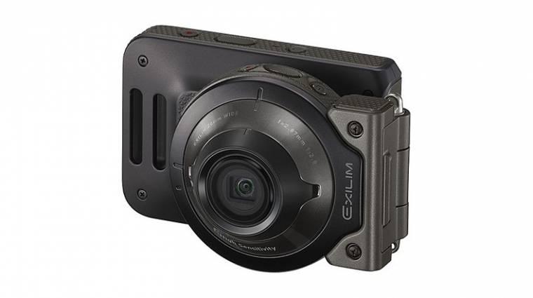 Miért újított 1,9 megapixeles kamerával a Casio? kép