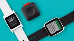 A Fitbit megvenné a Pebble-t kép