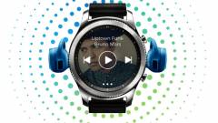 Már a Gear S3-on is van Spotify kép