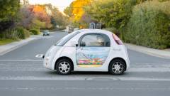 Nem fejleszt többé saját robotautót a Google kép