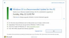 Microsoft: tényleg átlépte a határt a Get Windows 10 kép