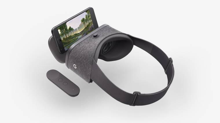 Egy régebbi okostelefon is lehet Daydream-képes kép