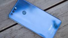 Februárban frissül a Huawei Honor 8 kép