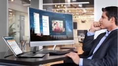 Bármely asztalon jól mutat a HP felső kategóriás monitora kép
