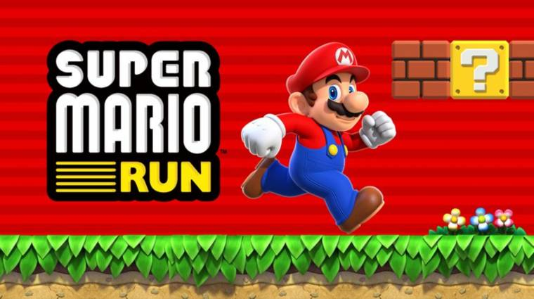 Ne töltsd le a Super Mario Run bétáját Androidra kép