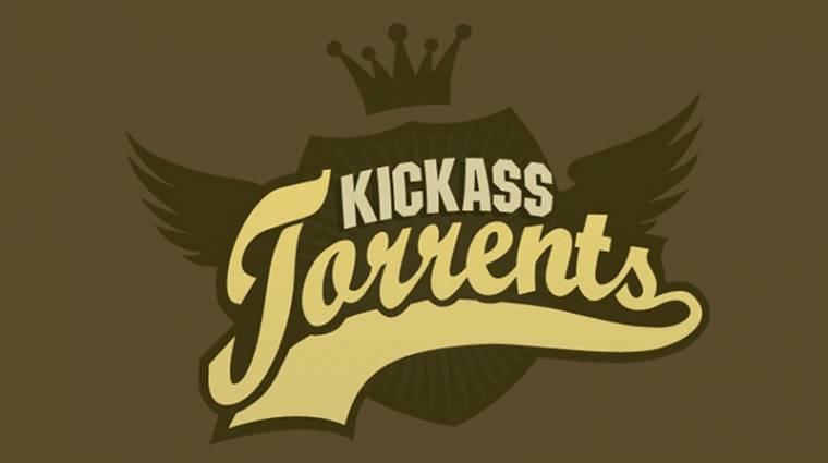 Visszatért a KickassTorrents kép