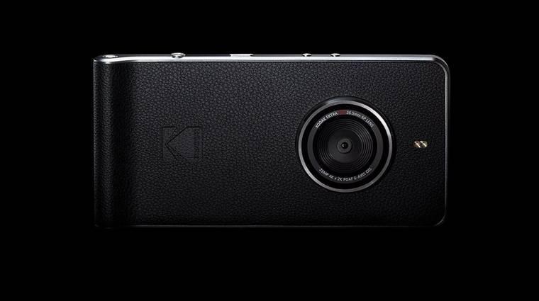 Úton Európába a Kodak Ektra okostelefon kép