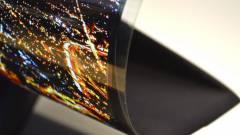 Az Apple-nek és a Google-nek is hajlékony OLED-kijelző kell kép