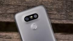 Vezeték nélkül tölthet a vízálló LG G6 kép