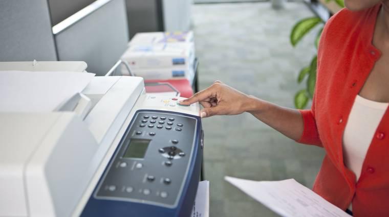 Adatbiztonság a nyomtatásban kép