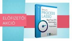 Process Lasso Pro - szerezd meg egy előfizetéssel kép