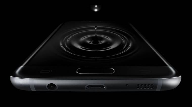 Nem lesz audio Jack a Galaxy S8-on? kép