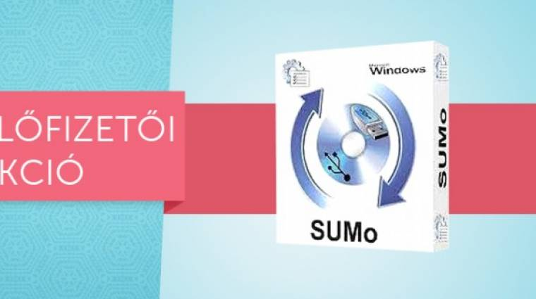 SUMo Pro 5.0 - szerezd meg egy előfizetéssel kép
